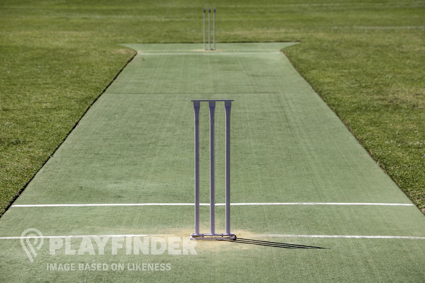 Hesketh Park Full size | Grass cricket facilities
