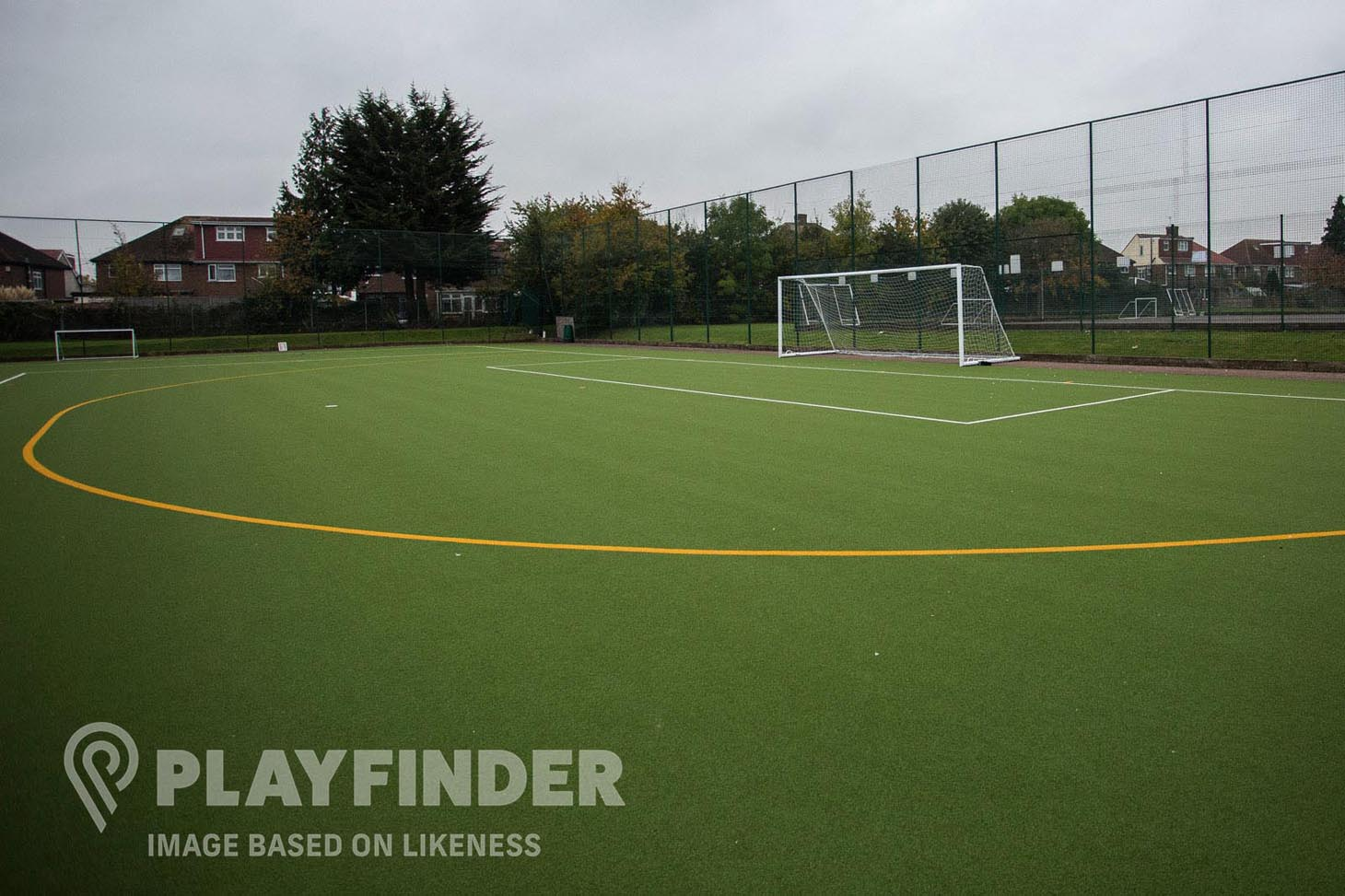 Bourne End Academy 11 a side | Astroturf football pitch
