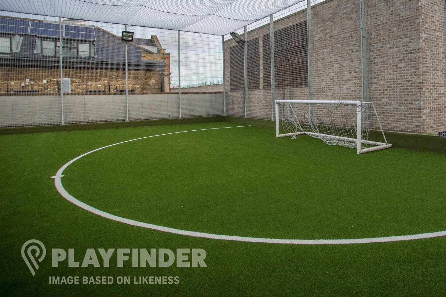 Heston Community School 5 a side | Astroturf football pitch