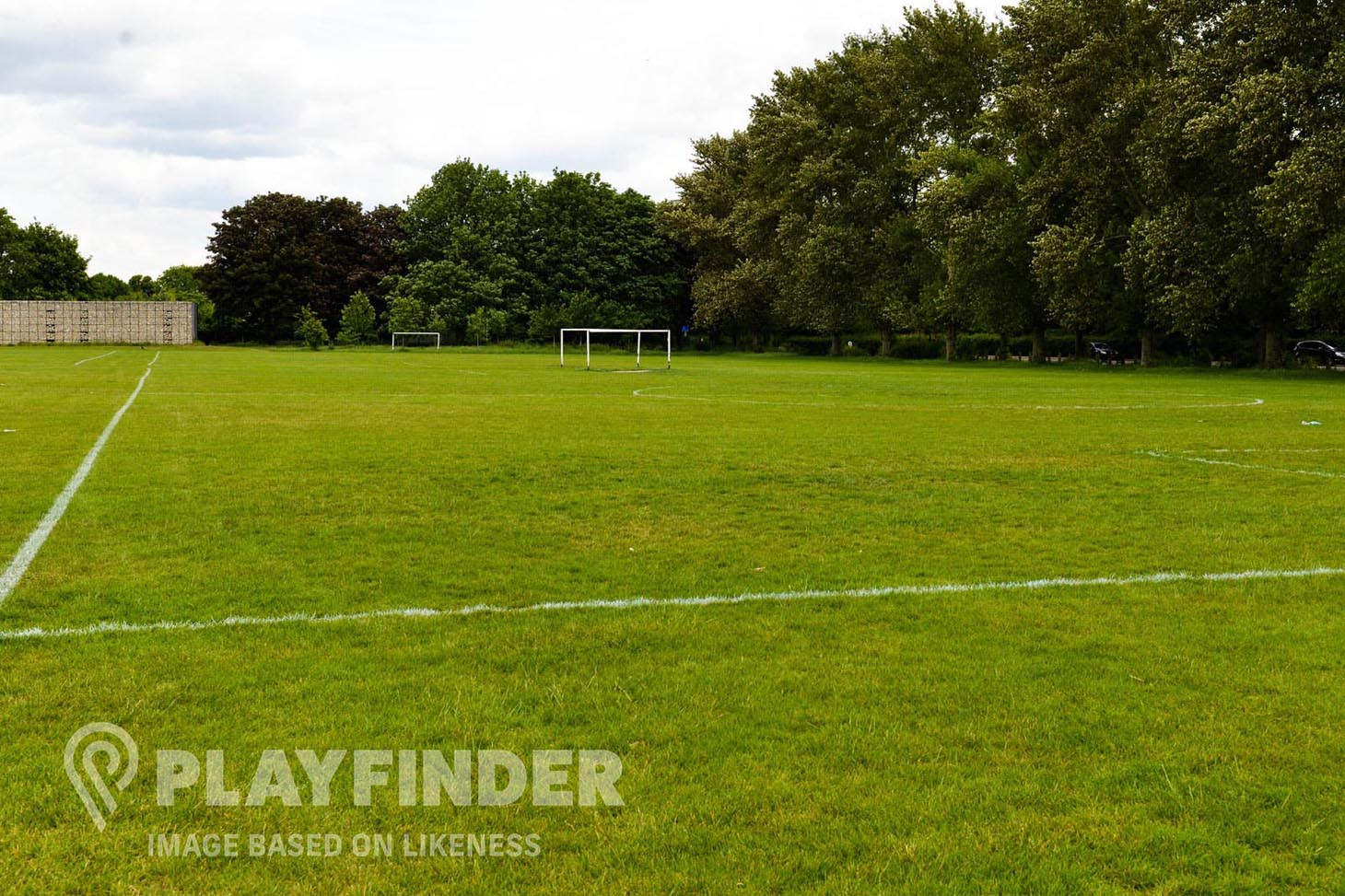 Didsbury Sports Ground 5 a side | Grass football pitch