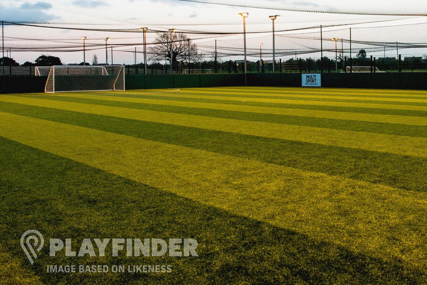 Stretford Sports Village 7 a side | 3G Astroturf football pitch