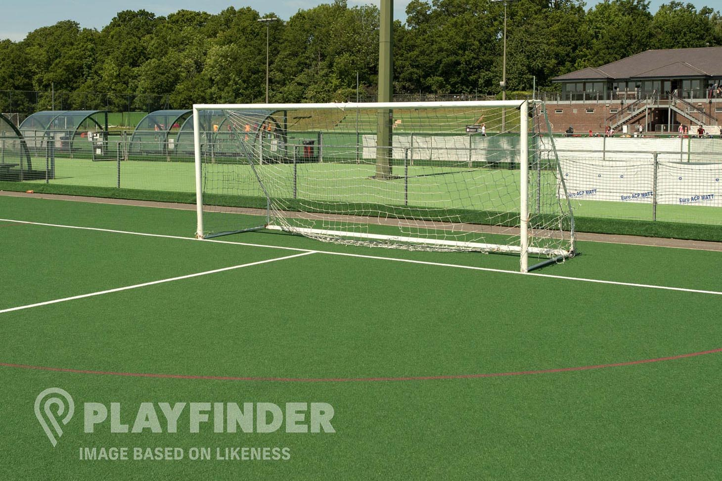 Abbey Leisure Centre 7 a side | Astroturf football pitch