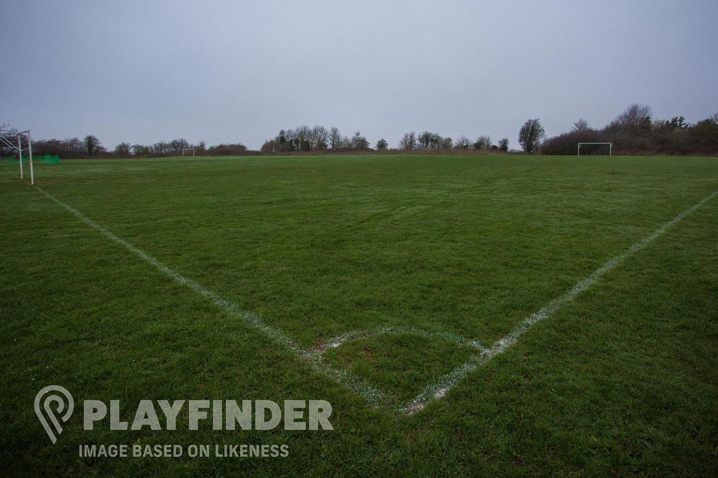 Quayside Recreation Ground 7 a side | Grass football pitch