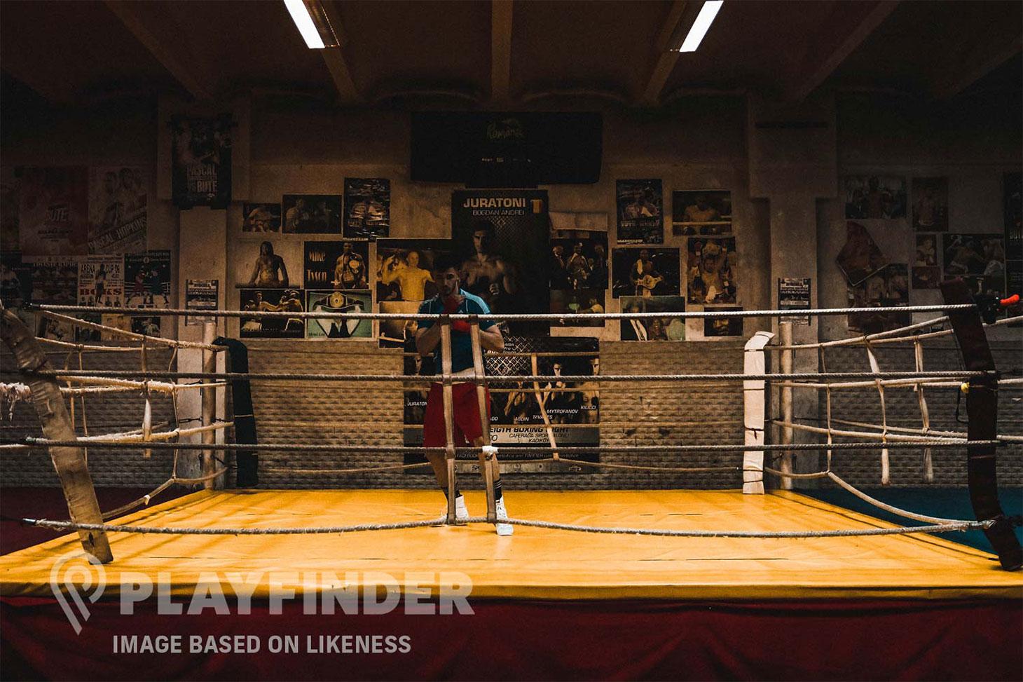 Leyton Sports Ground Boxing gym | Hard gym