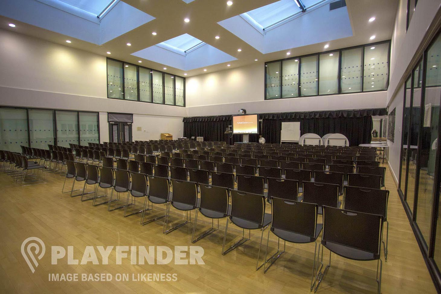 Oak Wood School Main hall space hire
