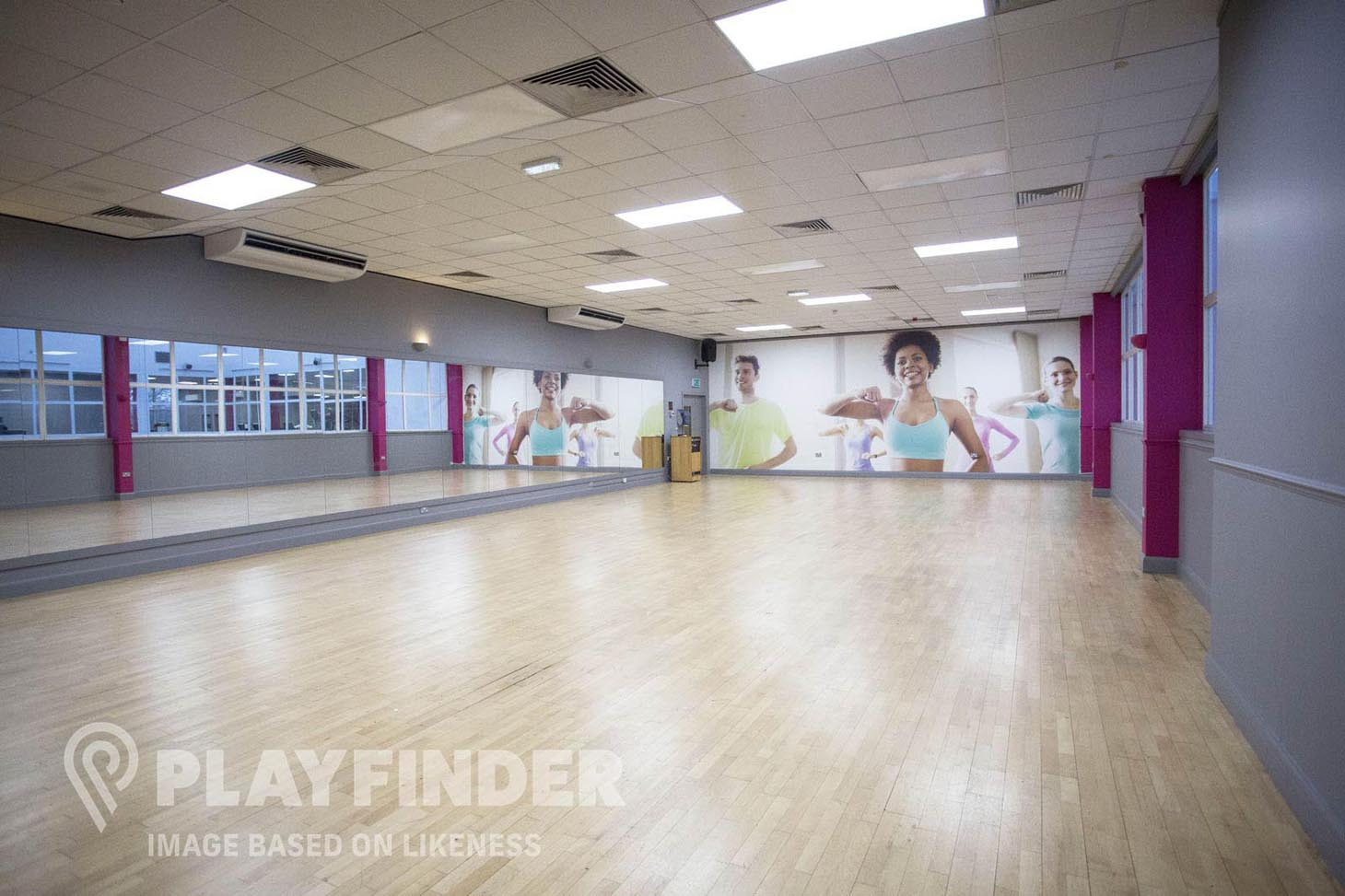 Sylvestrian Leisure Centre Studio space hire