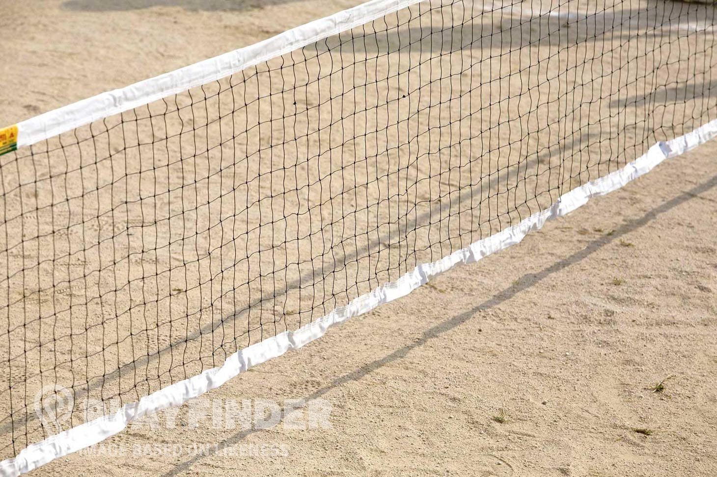 Abbey View Golf Course Court | Sand (beach) volleyball court