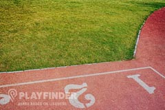 Kilbarrack Greendale Atheltics Track | Artificial Athletics Track