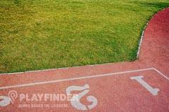 Whalley Range High School | Grass Athletics Track