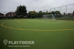 Highlands School | Astroturf Football Pitch