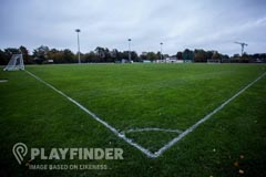 Manchester City Football Academy | Grass Football Pitch