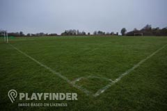 Balfour Primary School | Grass Football Pitch