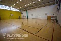 Kensington Aldridge Academy | Indoor Futsal Pitch