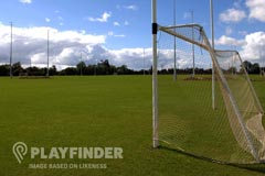 St Finians GAA Club | Grass GAA Pitch