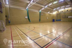 Inspire: Luton Sports Village | N/a Space Hire