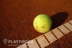 Urmston Sports Club | Clay Tennis Court