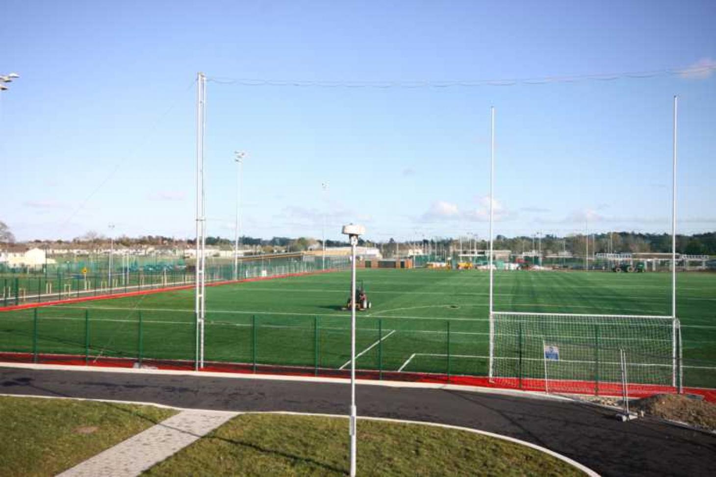 Ballinteer Community School 11 a side | Astroturf football pitch