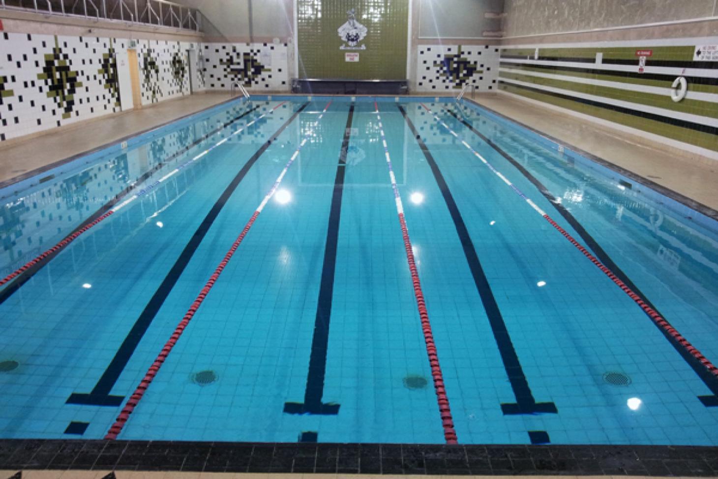 Belvedere College Indoor swimming pool