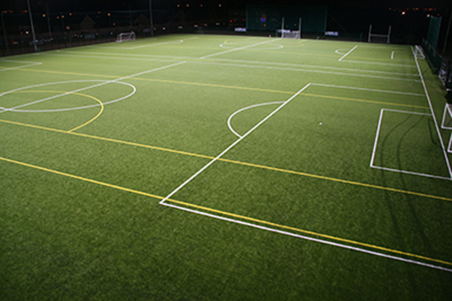 St. Benildus College 5 a side | Astroturf football pitch
