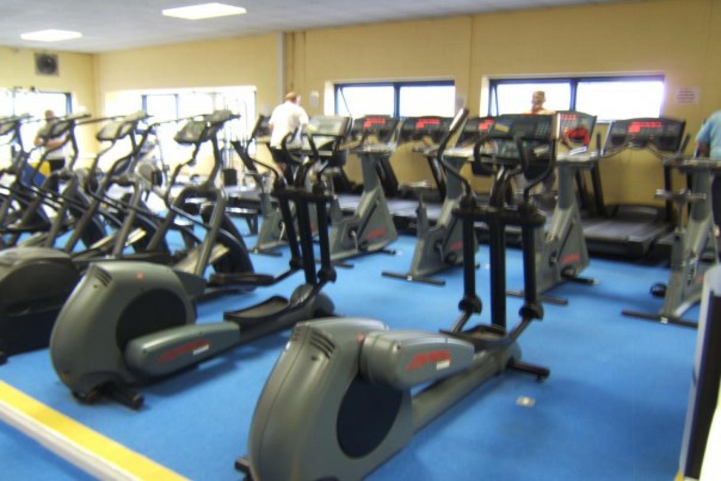 Coolmine Sports & Leisure Centre Indoor gym
