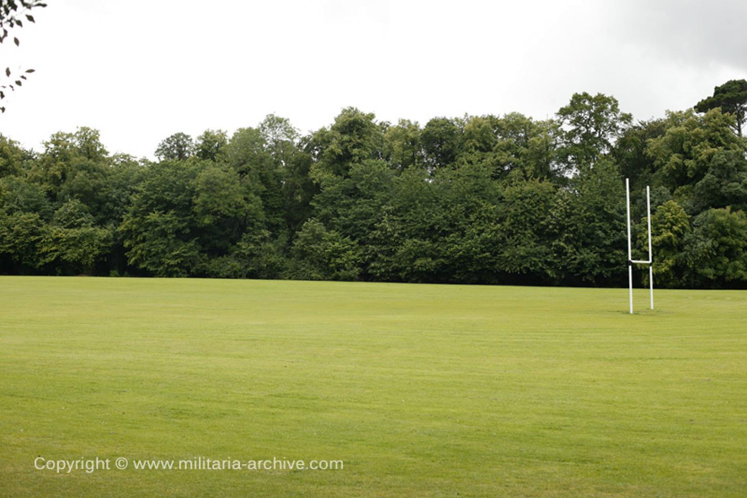 Hermitage GAA Pitches Full size | Grass gaa pitch
