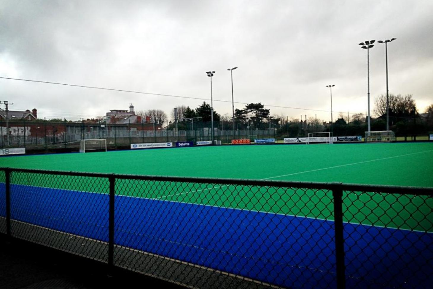 Pembroke Wanderers Hockey Club 11 a side | Astroturf football pitch