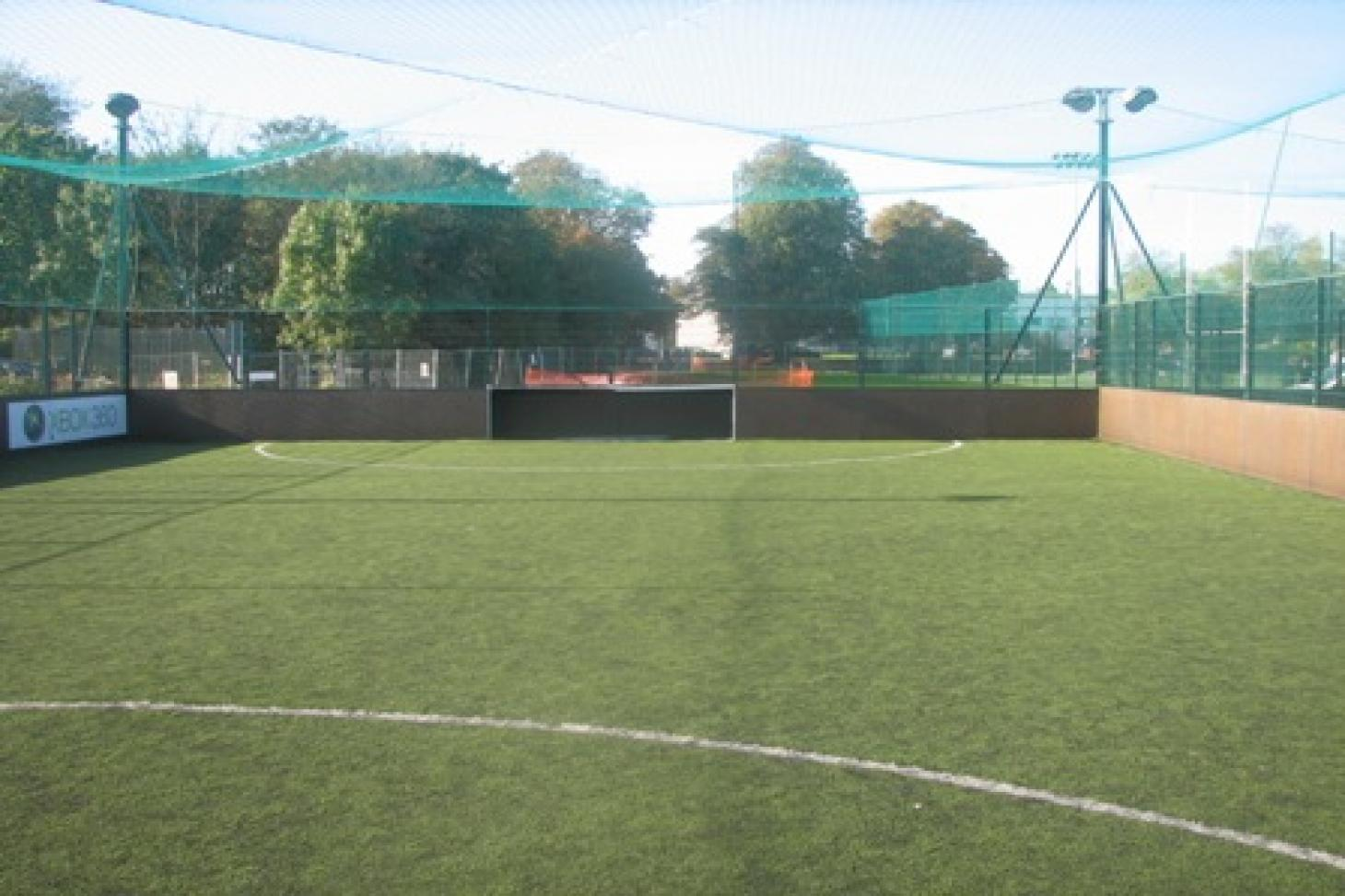 University College Dublin 5 a side | Astroturf football pitch