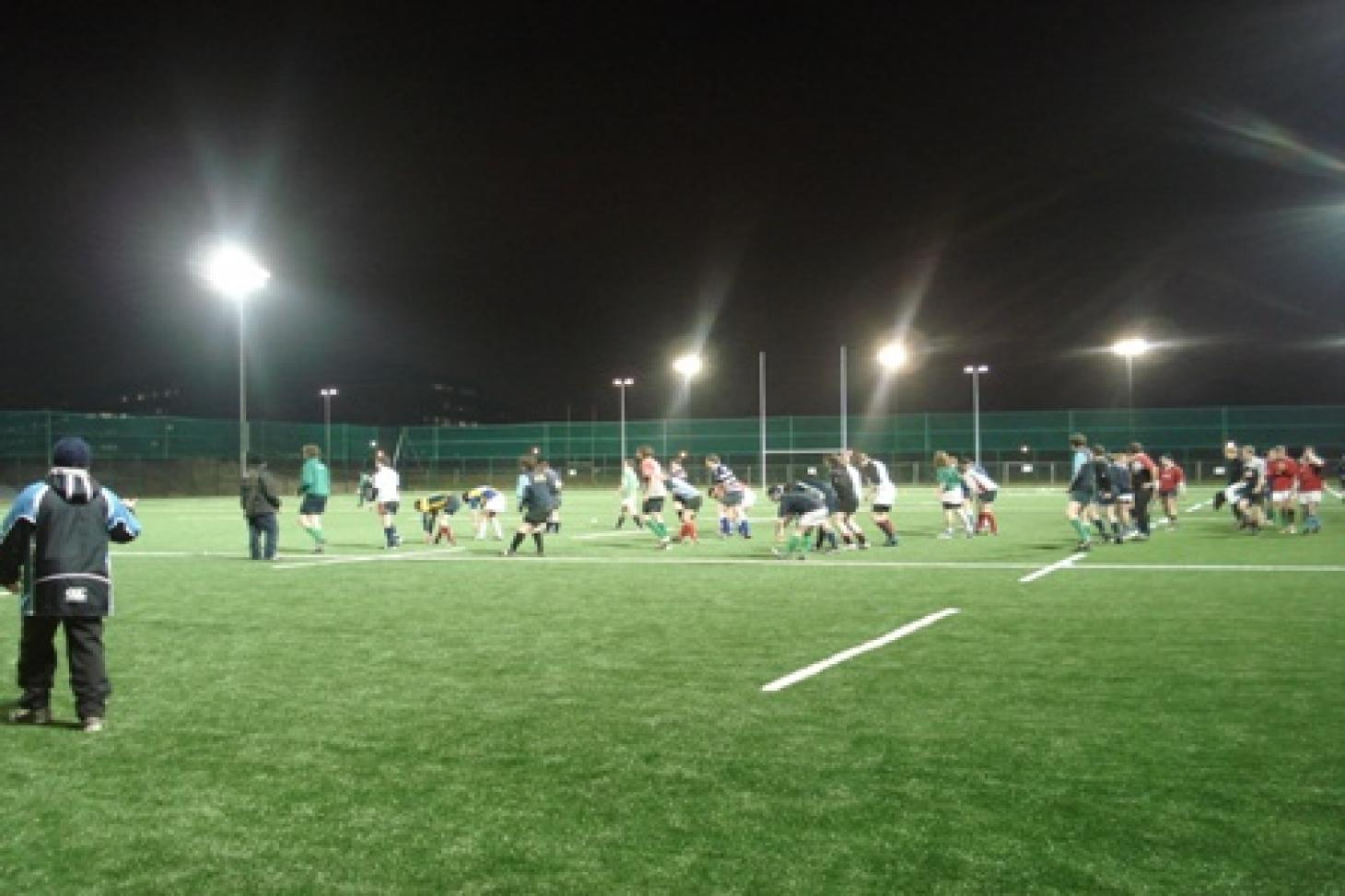 University College Dublin 11 a side | Astroturf football pitch
