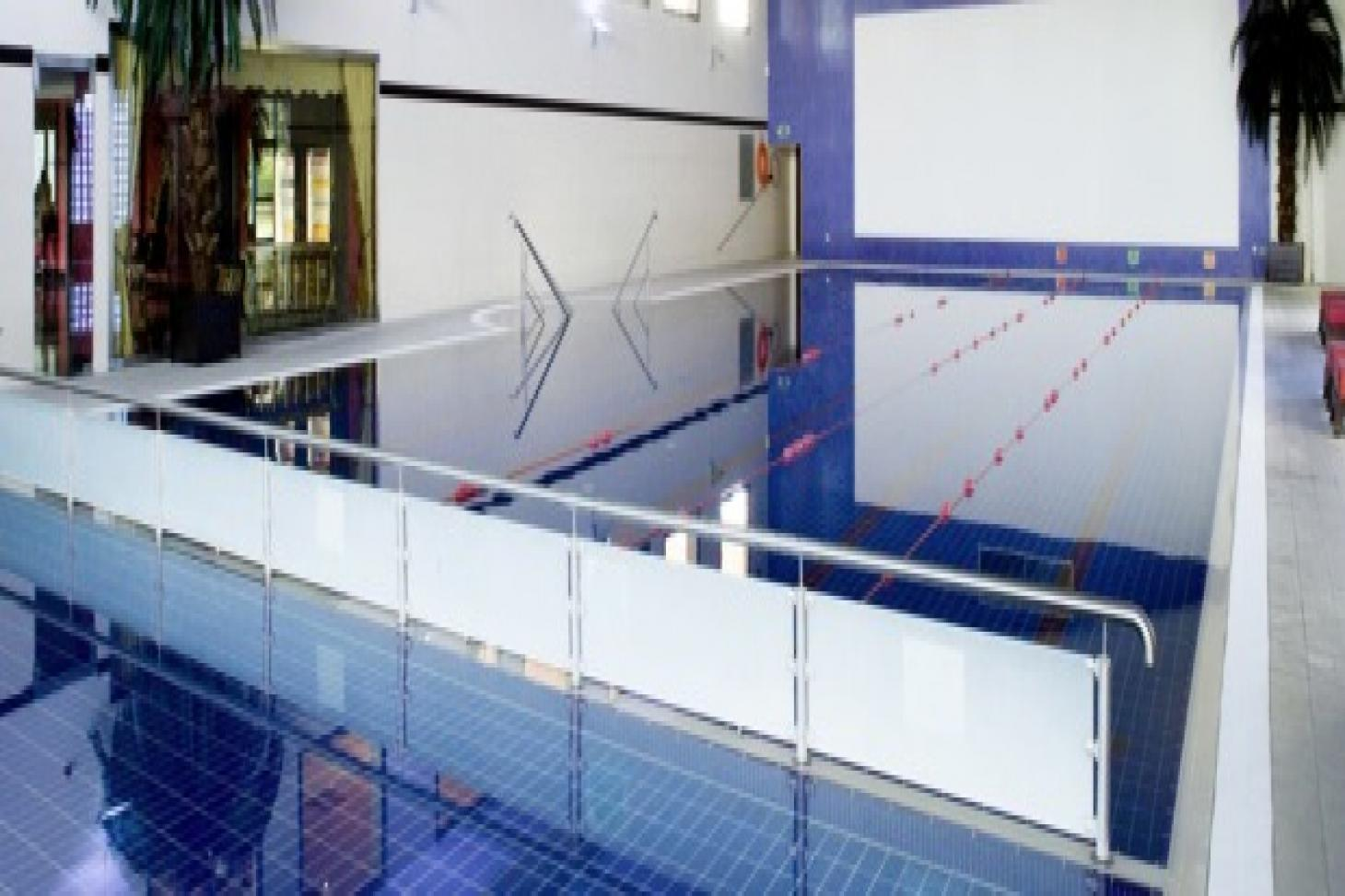 Westmanstown Sports & Conference Centre Indoor swimming pool