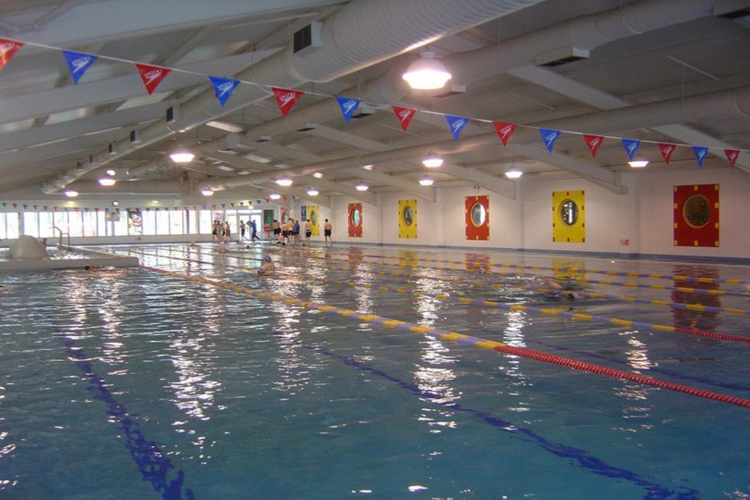 West Wood Health Club, Clontarf Indoor swimming pool