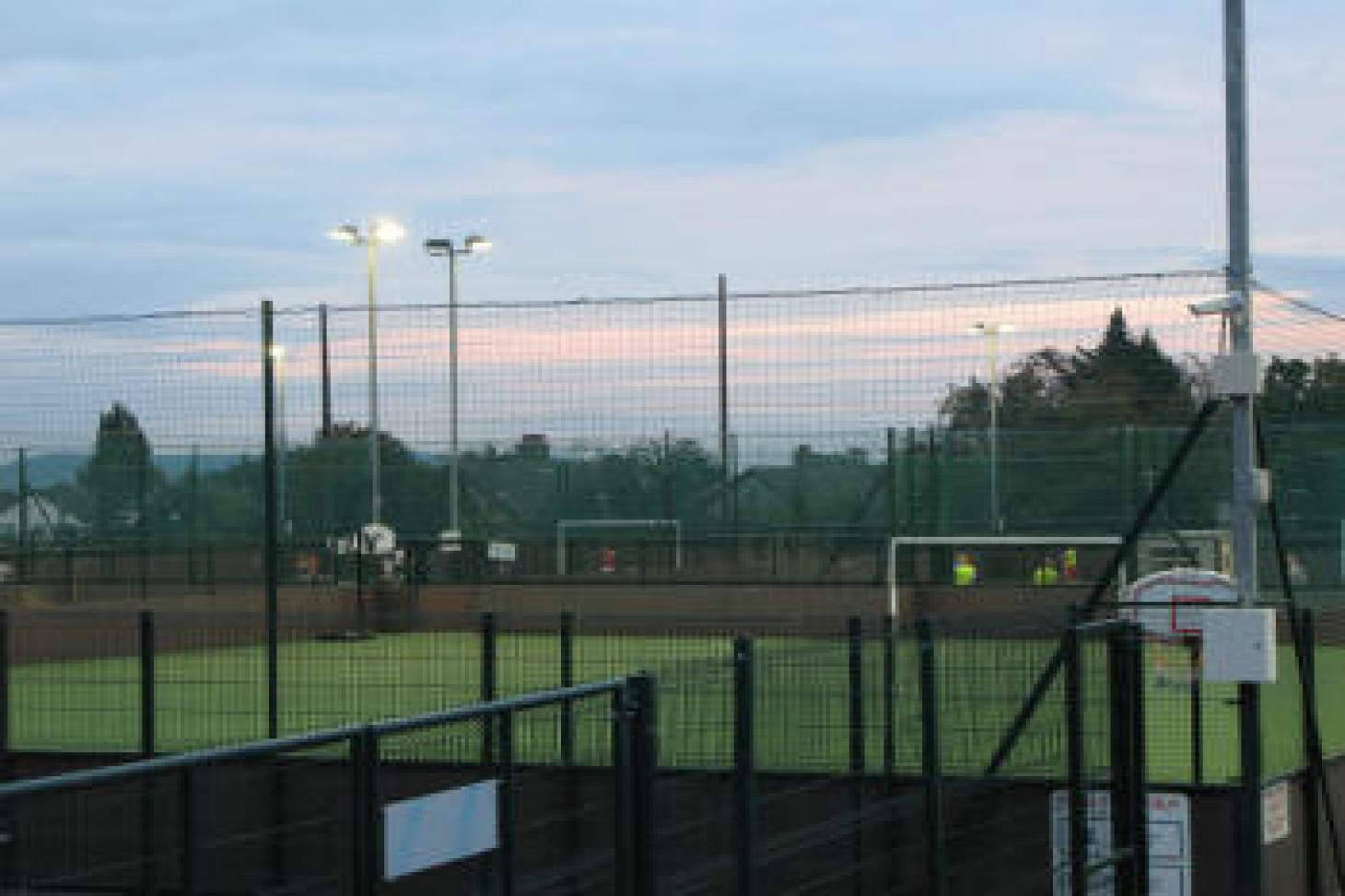dlr Monkstown 5 a side | Astroturf football pitch