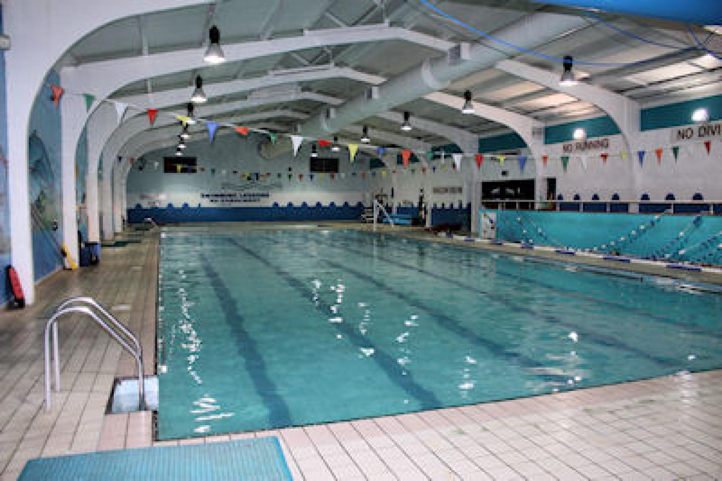 dlr Monkstown Indoor swimming pool