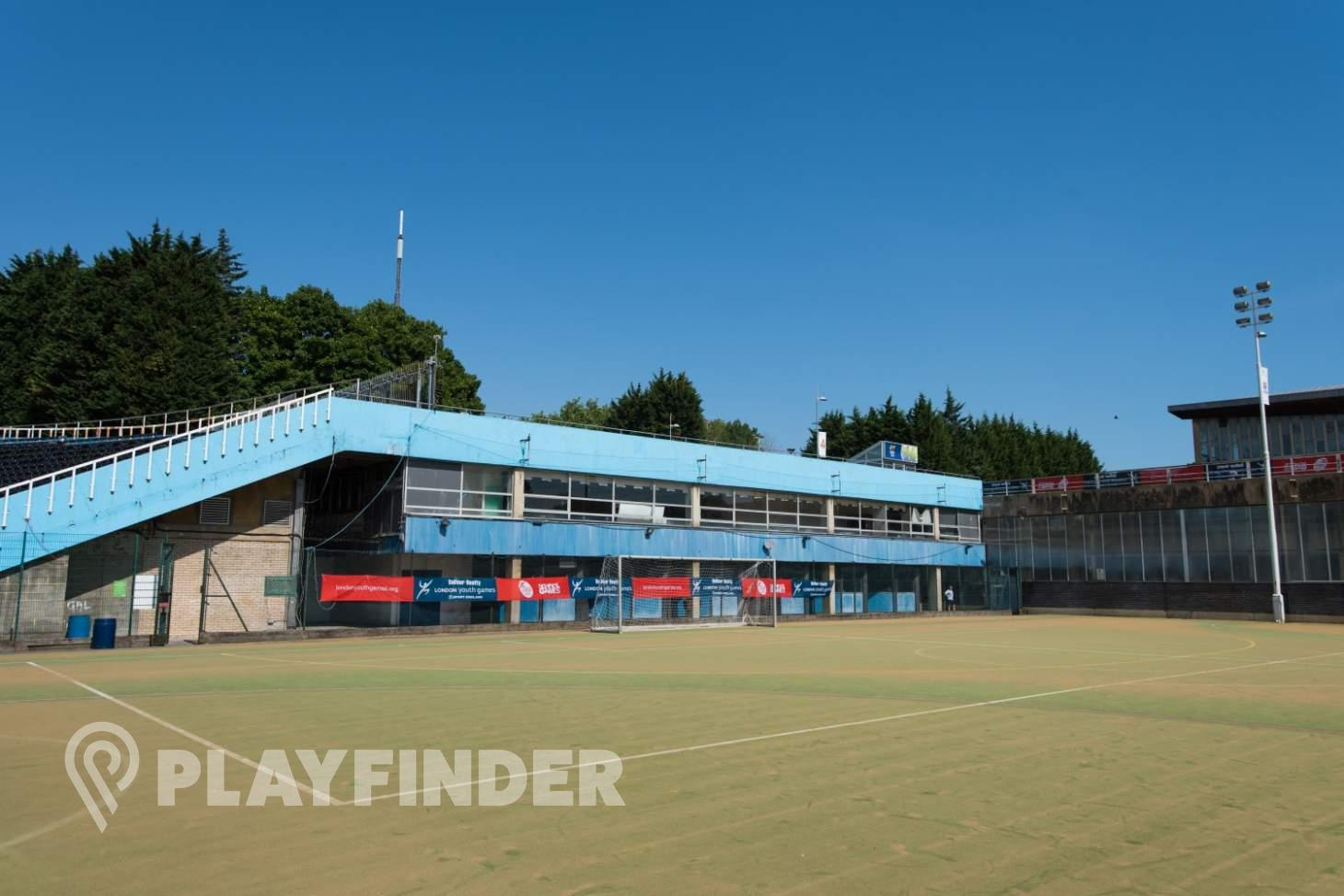 Crystal Palace National Sports Centre 11 a side | Astroturf football pitch
