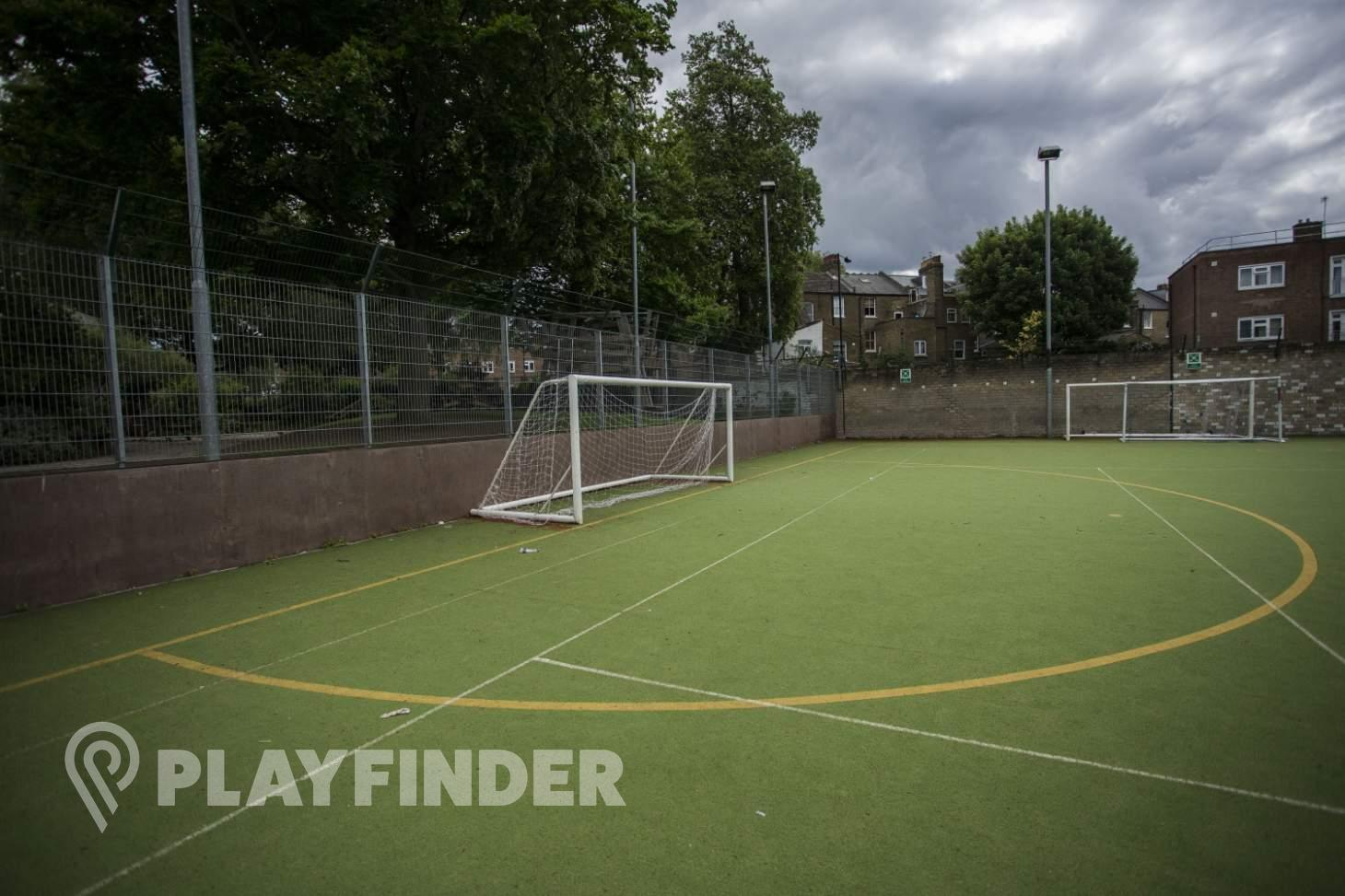 Acland Burghley School 5 a side | Astroturf football pitch
