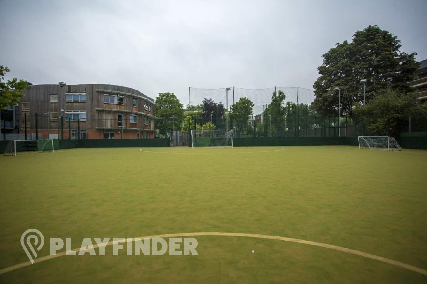 Holloway School Sports Facilities 6 a side | Astroturf football pitch