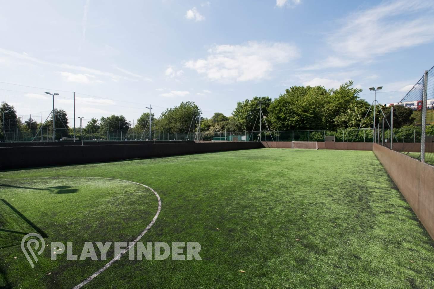 Rocks Lane Chiswick 5 a side   3G Astroturf football pitch
