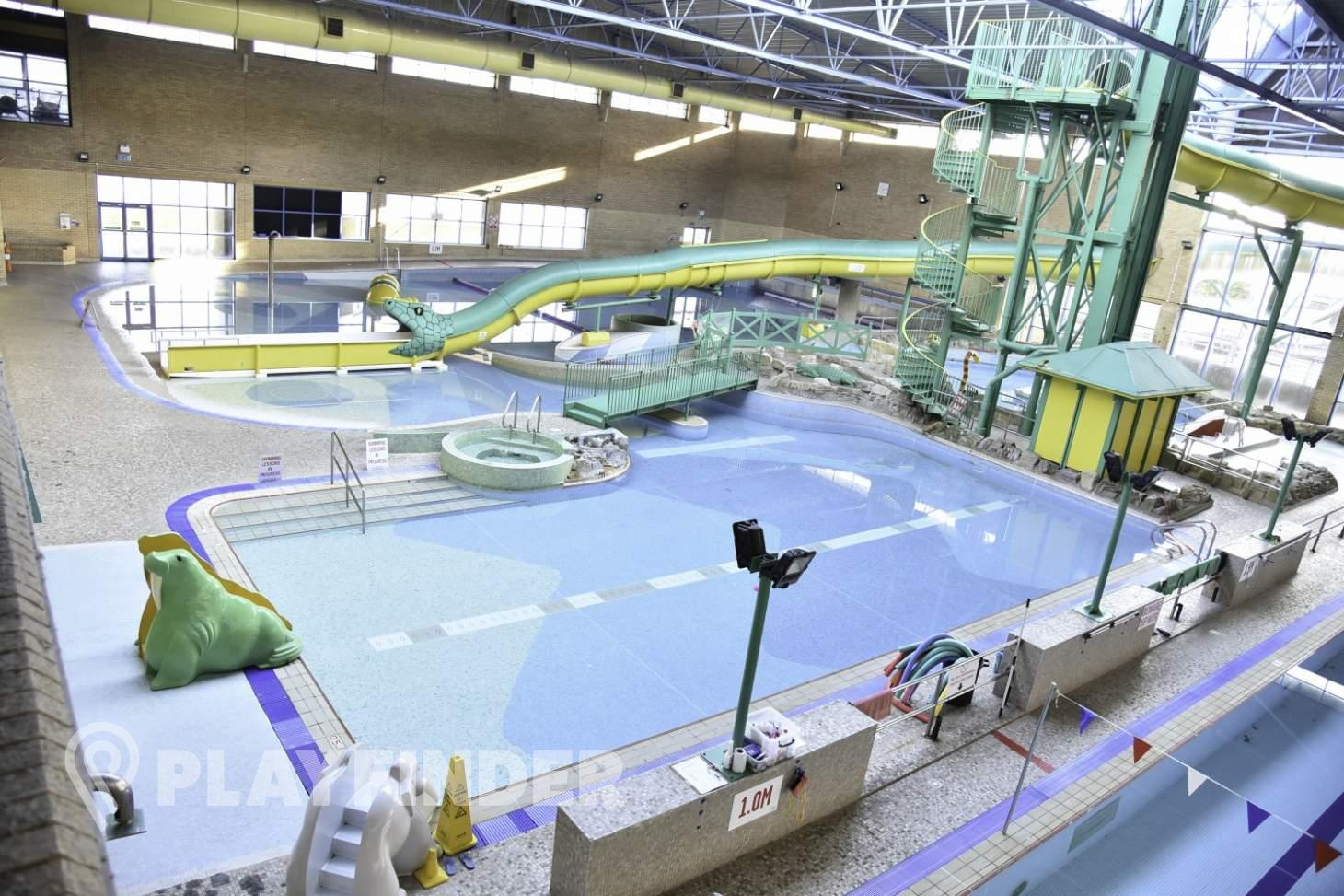 Waterfront Leisure Centre Indoor swimming pool