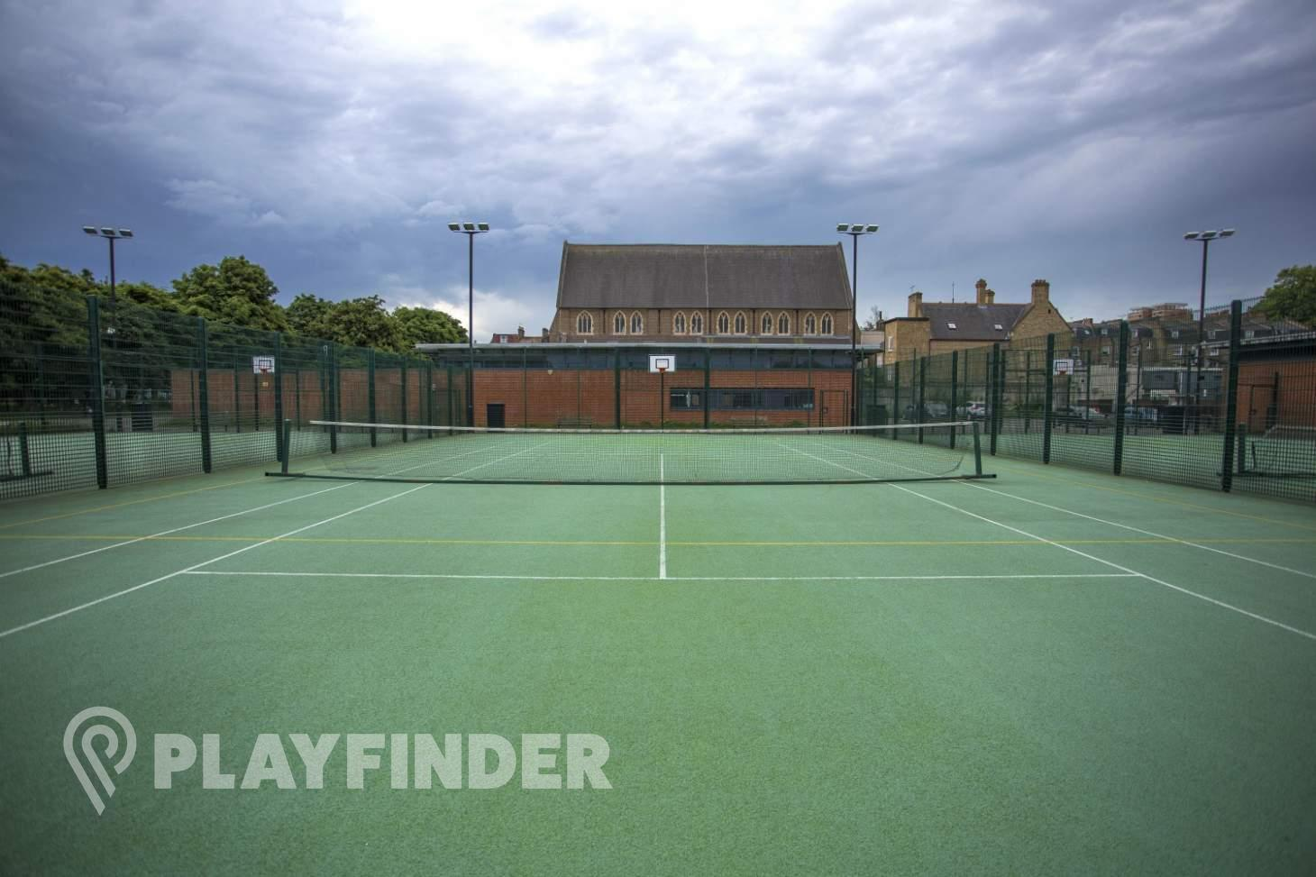 Haggerston Park Outdoor | Hard (macadam) tennis court