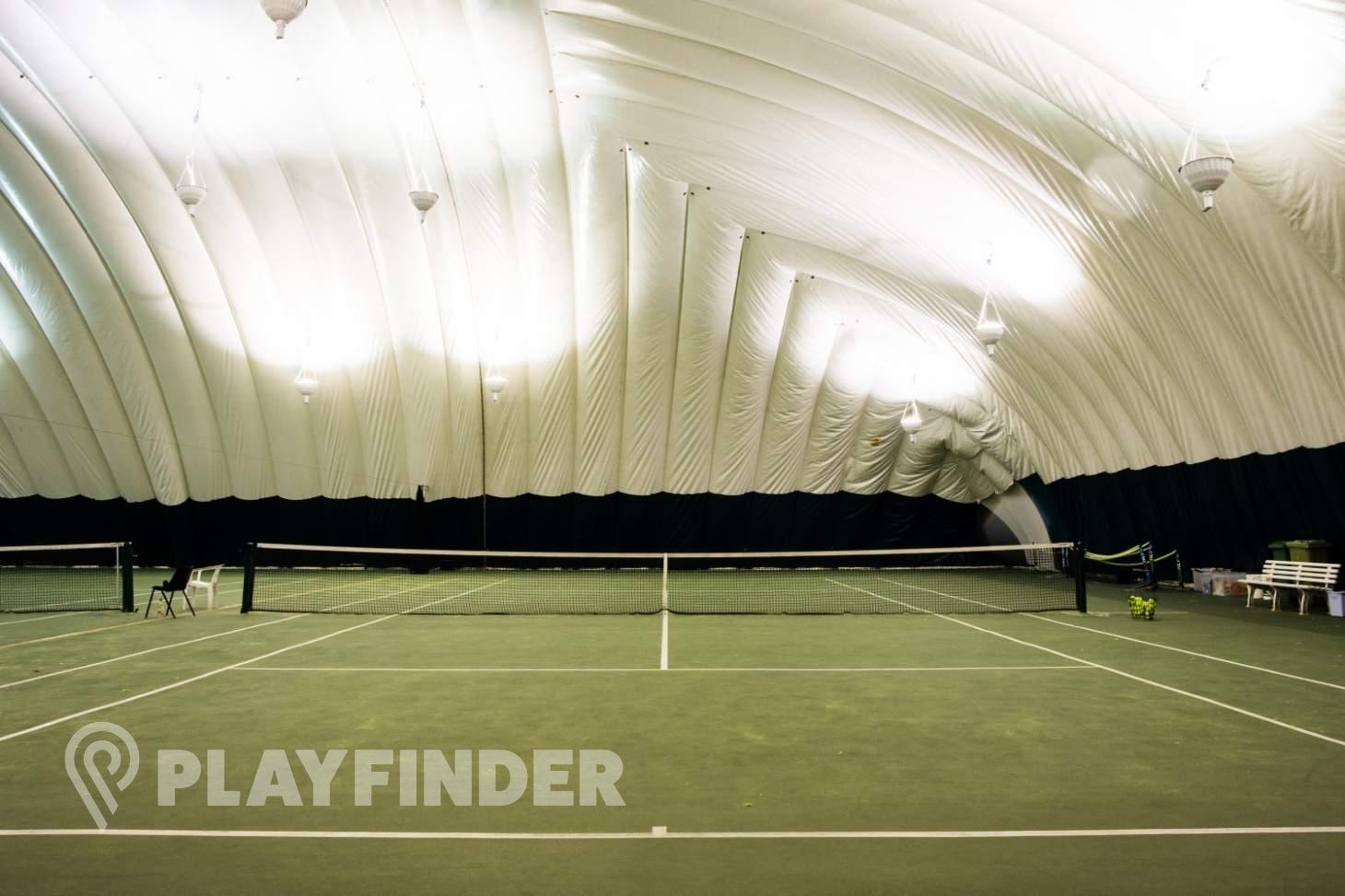Hazelwood Sports Club Indoor tennis court