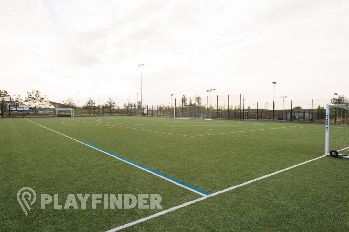 Chobham Academy 7 a side | 3G Astroturf football pitch