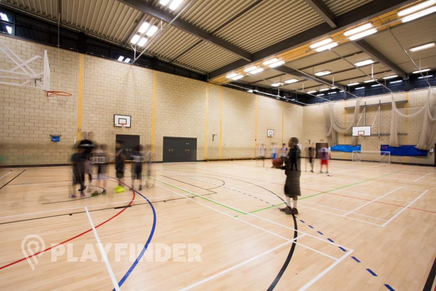 Brentside High School 5 a side | Indoor football pitch