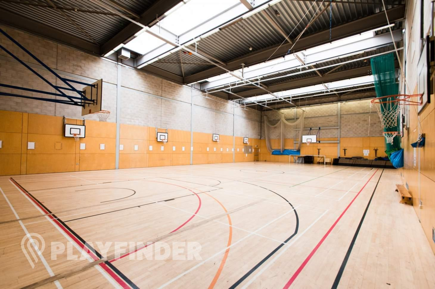 Haverstock School 5 a side | Indoor football pitch