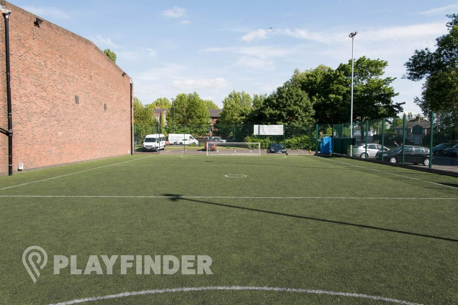 Chiswick School 5 a side | 3G Astroturf football pitch
