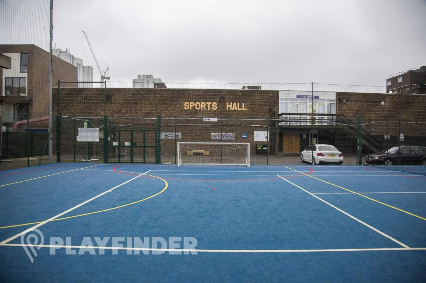 Powerleague Vauxhall 5 a side | 3G Astroturf football pitch
