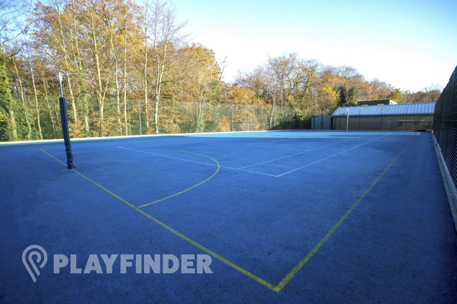 Sylvestrian Leisure Centre Outdoor | Hard (macadam) netball court