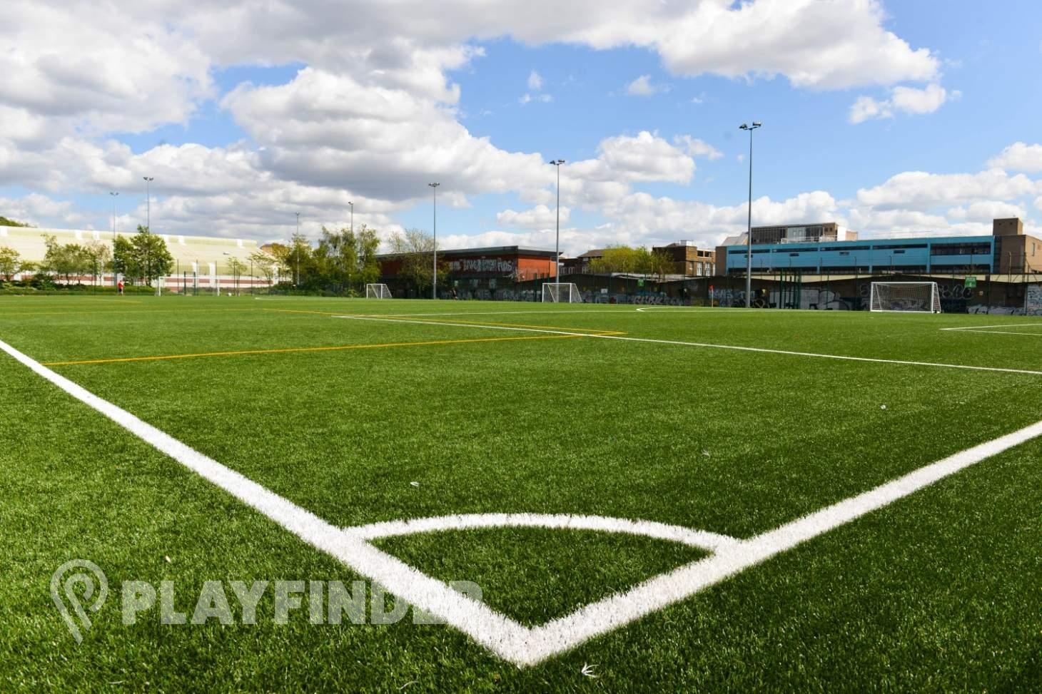 Market Road Football Pitches 11 a side | 3G Astroturf football pitch