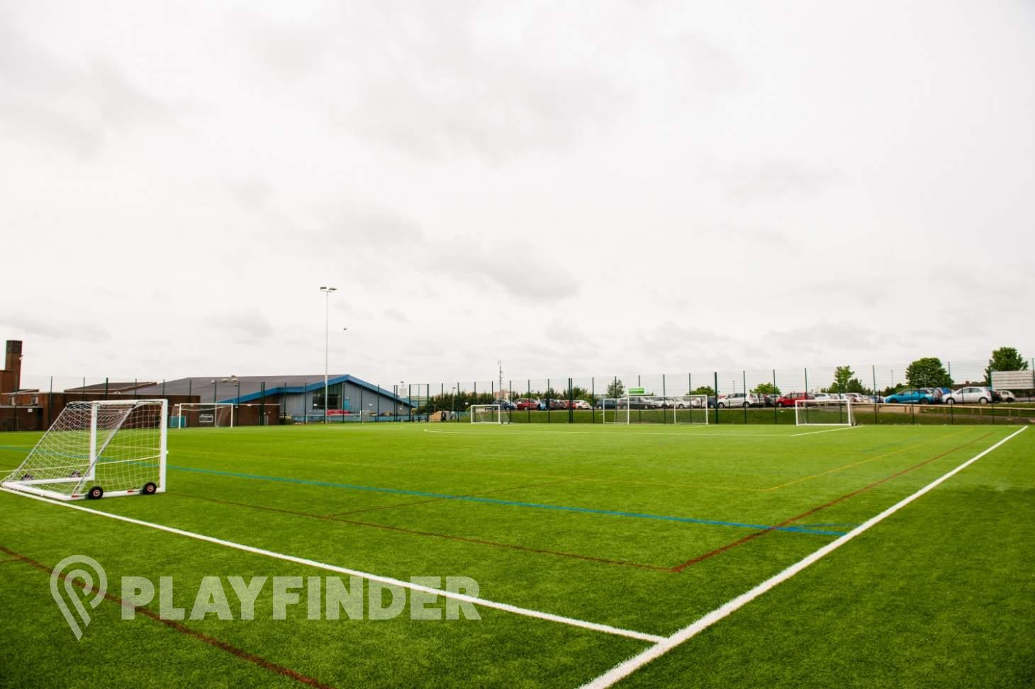 Lea Manor Recreation Centre 5 a side | 3G Astroturf football pitch