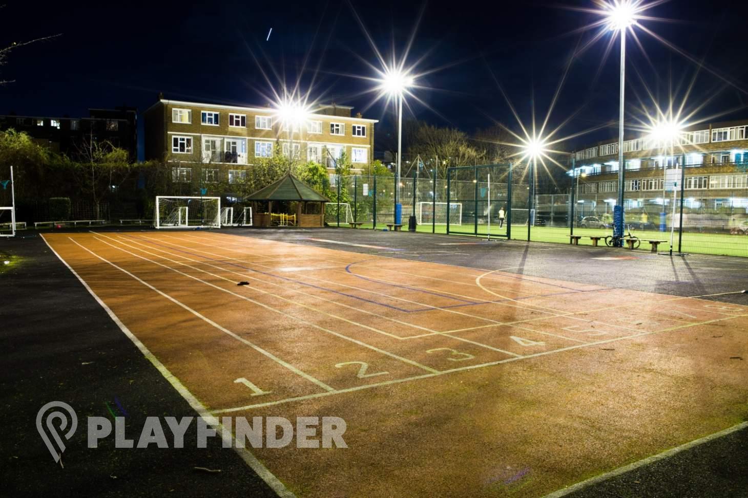 Clapham Sports Leagues Outdoor | Hard (macadam) netball court