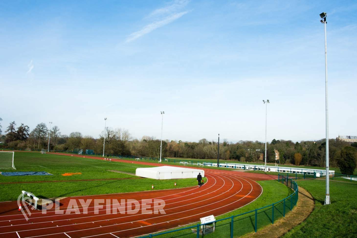 Abbey View Golf Course Outdoor | Artificial athletics track