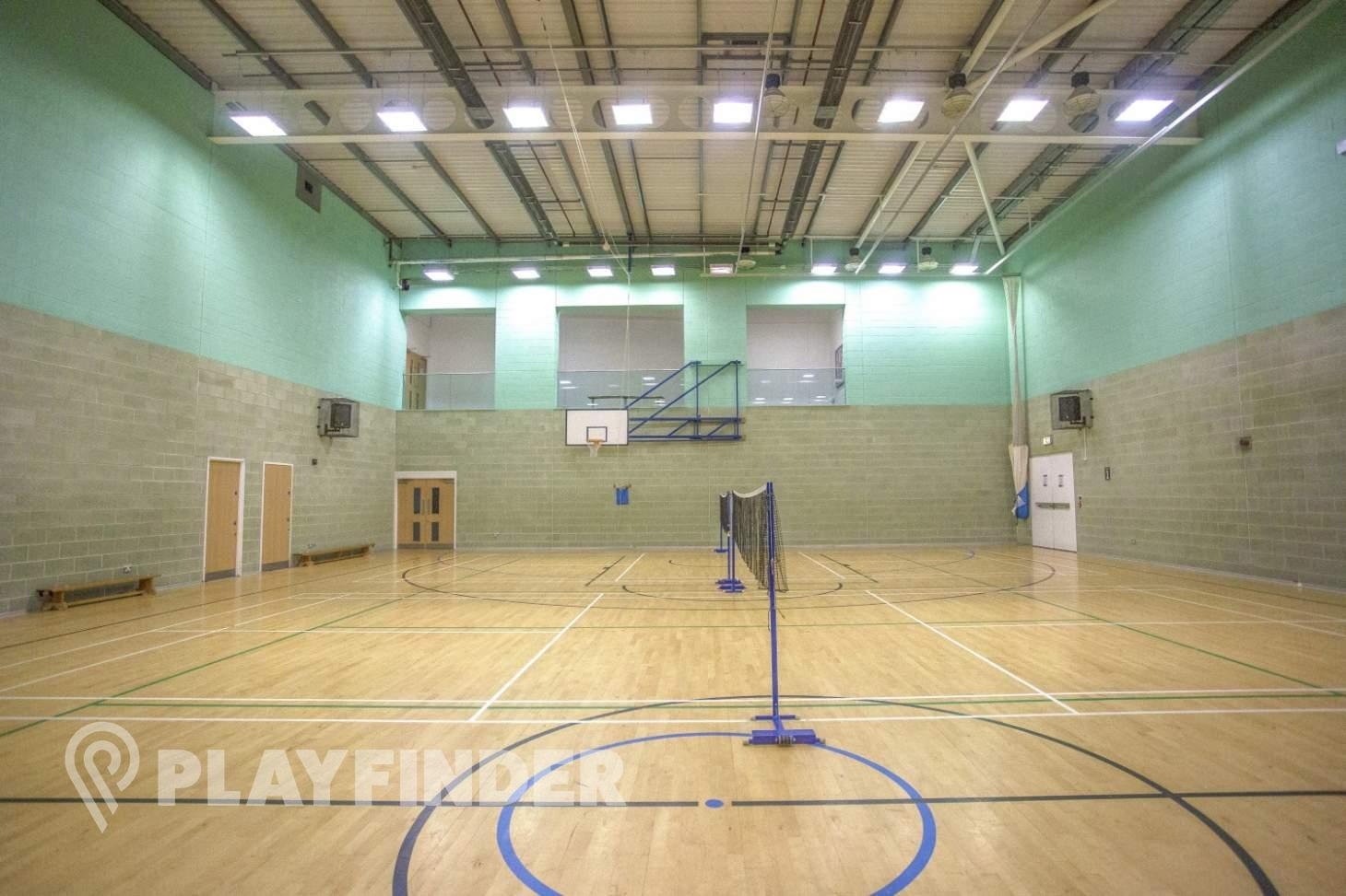 Sidcup Leisure Centre Indoor basketball court